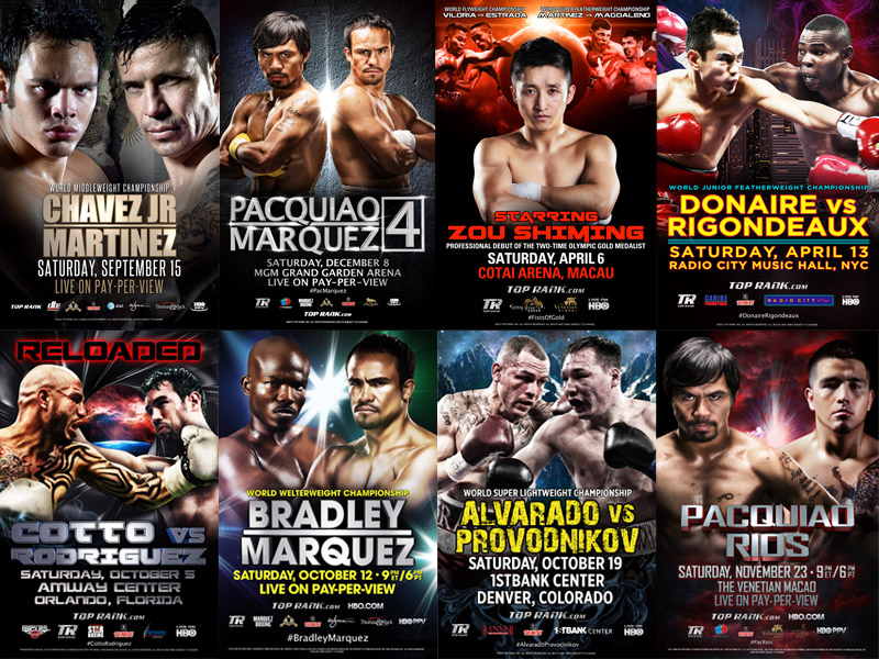 Top Rank Key Art
